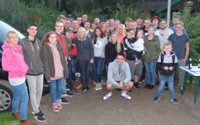 Altenvoerder Schützen zum sechsten Mal in Folge im Ferienpark Schloss Dankern