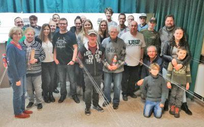 Weihnachtspreisschießen des Altenvoerder Schützenvereins 2018
