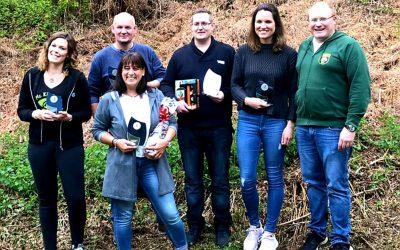 Stefanie Oye verteidigt erneut ihren Titel beim Bürgerschießen des Altenvoerder Schützenvereins 2019