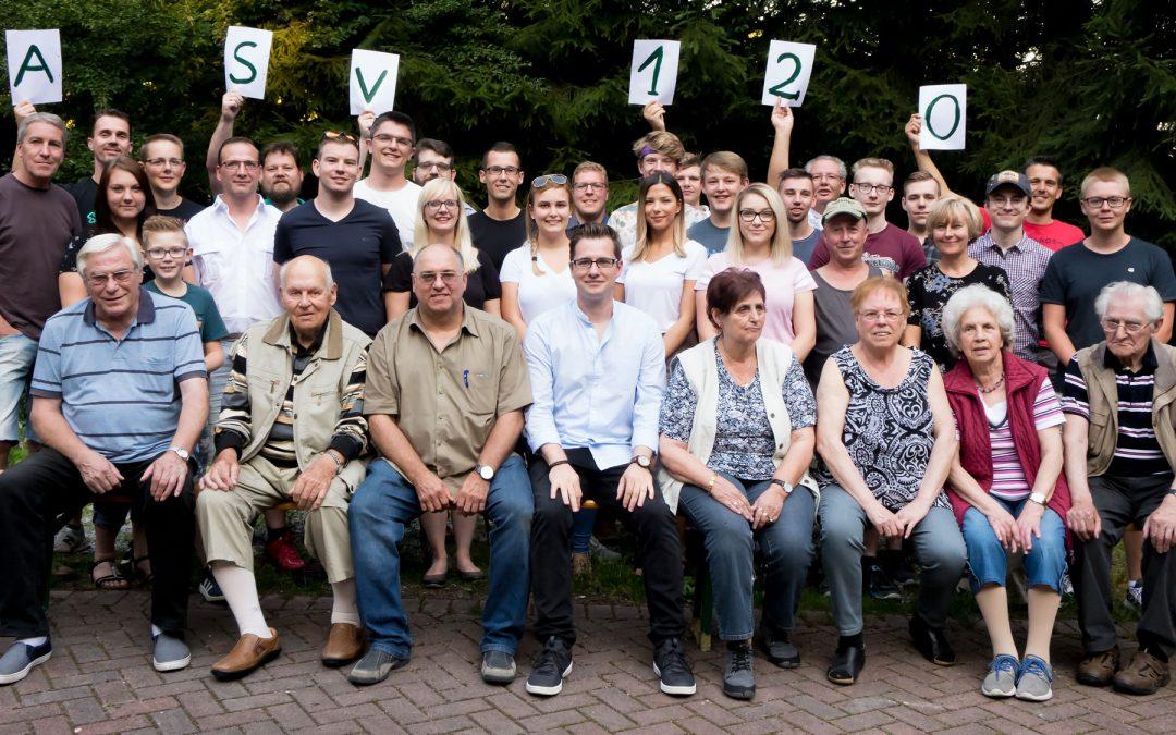 120 Jahre Altenvoerder Schützenverein