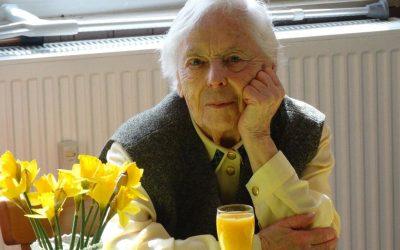 Der Altenvoerder Schützenverein trauert um sein Ehrenmitglied Anni Staubitz